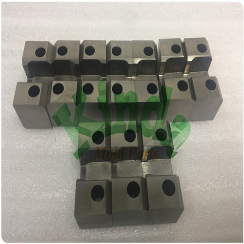 High precision Dayton/Lane/Moeller/MDL/Fibro standard oblong die buttons & matrixes with cylindrical head