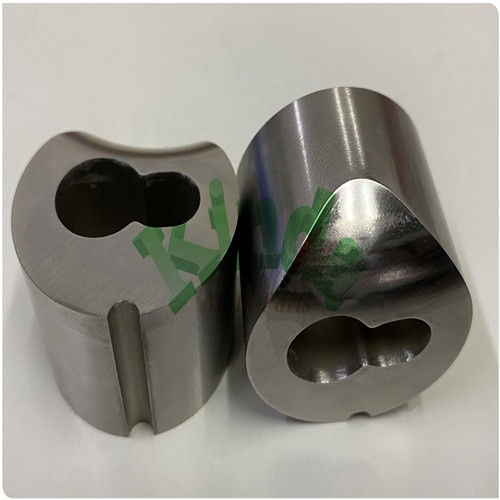 High Precision HSS steel hardned piercing die buttons, high quality forming die bushes with super surface